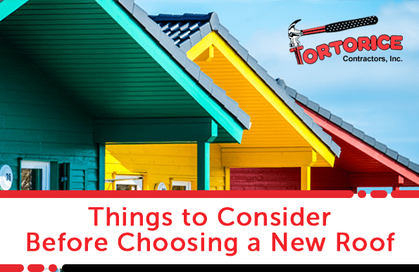 Advice from a Cherry Hill Township Roofing Contractor on How to Choose Your Roof