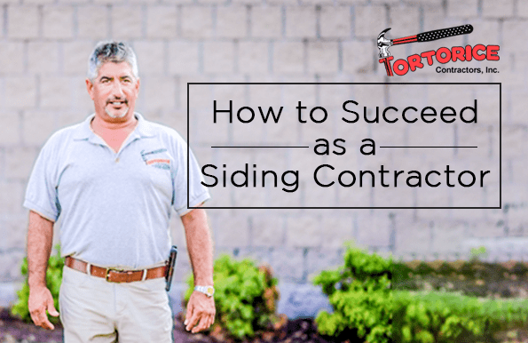 Secrets from a West Deptford Township Siding Contractor on How to Succeed as a Siding Contractor