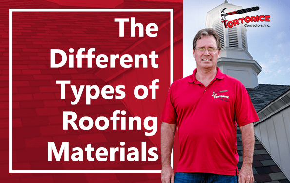 Monroe Township Roofing Contractor: Different Types of Roofing Materials